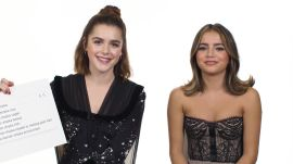 Kiernan Shipka & Isabela Merced Answer the Web's Most Searched Questions