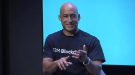 IBM Presents Jason Kelley in Conversation with Scott Rosenfield