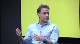 Slack's Stewart Butterfield in Conversation with Nicholas Thompson