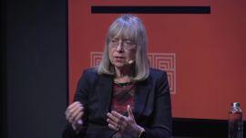 Esther Wojcicki Speaks at WIRED25