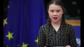 Greta Thunberg Tribute - Women of The Year 2019