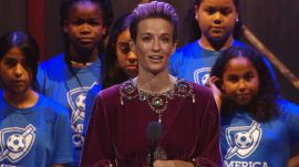 Megan Rapinoe's Acceptance Speech - Women of the Year 2019