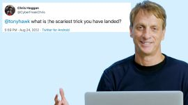 Tony Hawk Goes Undercover on Reddit, Twitter and Instagram