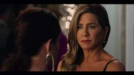 """The Morning Show"" Exclusive: Jennifer Aniston vs. Marcia Gay Harden"