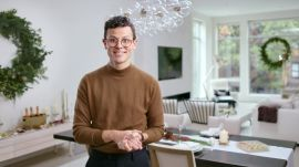 How to Host a Holiday Dinner with Jeffrey Tousey