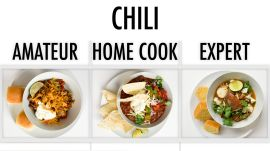 4 Levels of Chili: Amateur to Food Scientist