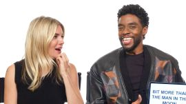 Chadwick Boseman and Sienna Miller Teach You South Carolina and British Slang