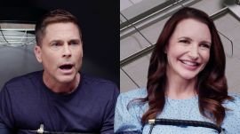 Rob Lowe and Kristin Davis Take a Lie Detector Test