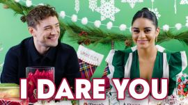 Vanessa Hudgens and Josh Whitehouse Play I Dare You
