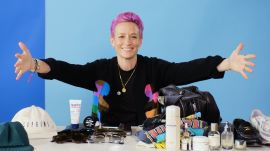 10 Things Megan Rapinoe Can't Live Without