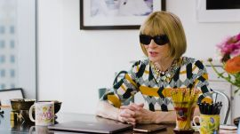 Anna Wintour Shares Her Best Entertaining Tips, Favorite Holiday Traditions, and the Worst Gift She's Ever Received