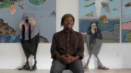 Journey Through LA with Artist Simphiwe Ndzube