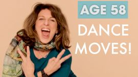 70 Women Ages 5 to 75: What's Your Go-To Dance Move?