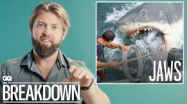 Wildlife Expert Forrest Galante Breaks Down Animal Scenes from Movies