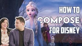 'Frozen 2' Songwriters Discuss Writing Music for Animated Musicals