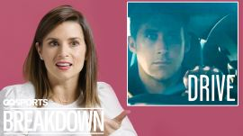Danica Patrick Breaks Down Racing Movies