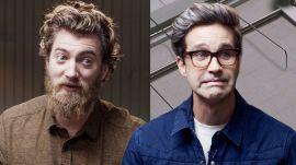 Rhett & Link Take a Lie Detector Test