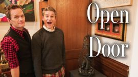 Inside Neil Patrick Harris's Captivating Brownstone Home