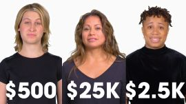 Women of Different Salaries on How Much They Spend on Vacation