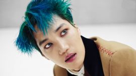 Back to the future with K-Pop sensation KAI