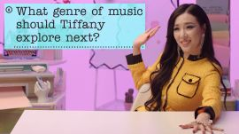 Tiffany Young Guesses How 1,638 Fans Responded to a Survey About Her