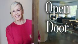 Inside Chelsea Handler's Lively Home With An Outdoor Pizza Oven