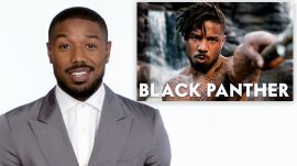Michael B. Jordan Breaks Down His Career from 'The Wire' to 'Black Panther'