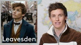"Eddie Redmayne Breaks Down His Career by Location, from ""The Theory of Everything"" to ""Fantastic Beasts"""