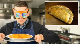 Recreating Paul Hollywood's Cornish Pasties from Taste