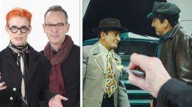 'The Irishman' Costume Designers Break Down Dressing 5 Decades of Crime