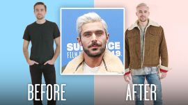 Zac Efron's Style Recreated by Professional Stylists