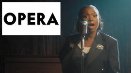Jennifer Hudson Belts an Opera Tune | Surprise Showcase