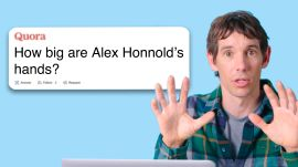 Alex Honnold Goes Undercover on the Internet