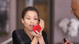 Red Carpet Beauty with Gugu Mbatha-Raw and Armani Beauty Makeup Artistry Collaborator, Nick Barose
