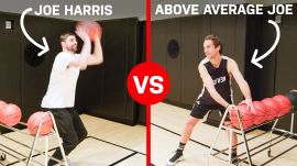 Can an Average Guy Beat NBA Star Joe Harris in a 3-Point Contest?
