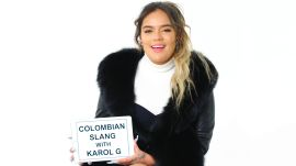 Karol G Teaches You Colombian Slang