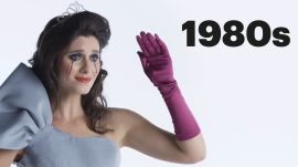 100 Years of Pageant Makeup