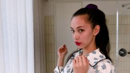 Kiko Mizuhara's Guide to Flawless Skin, and the Perfect Cat Eye