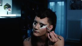 "Watch Hungry's ""Local Bug Lady Meets Successful 80s Businesswoman"" Extreme Beauty Transformation"