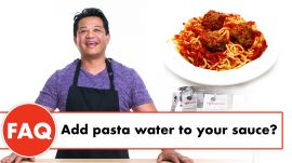 Your Spaghetti & Meatball Questions Answered By Cooking Experts