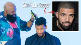 Drake's Skin Fade Caesar Haircut Recreated by a Master Barber