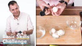50 People Try To Clean Mushrooms