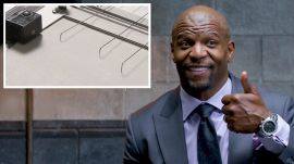 Terry Crews Takes a Lie Detector Test
