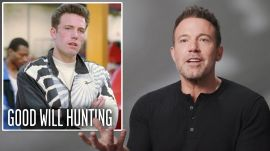 Ben Affleck Breaks Down His Most Iconic Characters