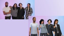 them. Staff Use The Sims To Share Their Vision For A Better World