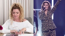 Shania Twain on Her Best Fashion Moments, From Leopard Prints to Canadian Tuxedos