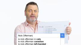 Nick Offerman Answers the Web's Most Searched Questions
