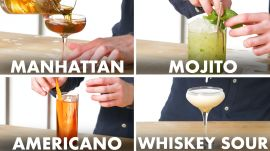 How To Mix Every Cocktail