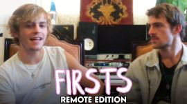 Ross and Rocky Lynch Share Their First Pet, Performance & More