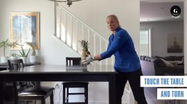 Better Your Torso Rotation With This At-Home Drill